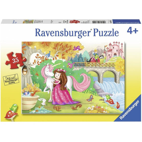 Ravensburger Puzzle Afternoon Away 35pc