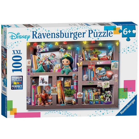 Ravensburger Puzzle Disney The Collectors Display 100 pc-RB10410-9-Animal Kingdoms Toy Store