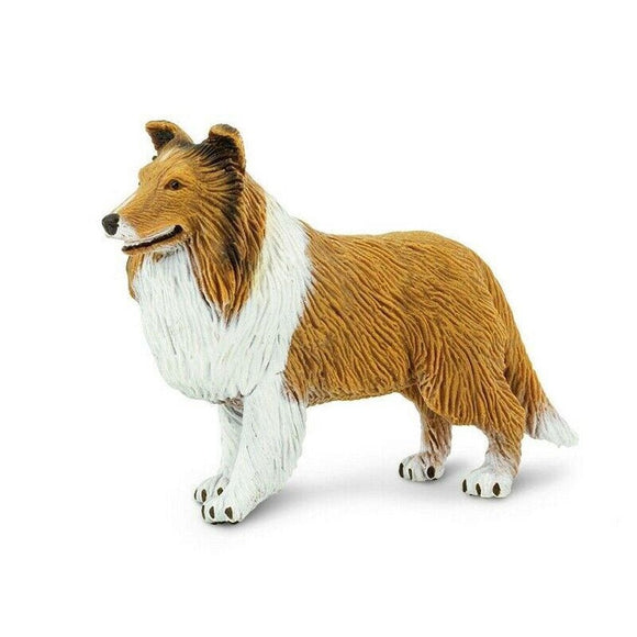 Safari Ltd Collie-SAF239329-Animal Kingdoms Toy Store