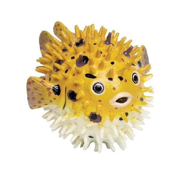 Safari Ltd Pufferfish - AnimalKingdoms.co.nz