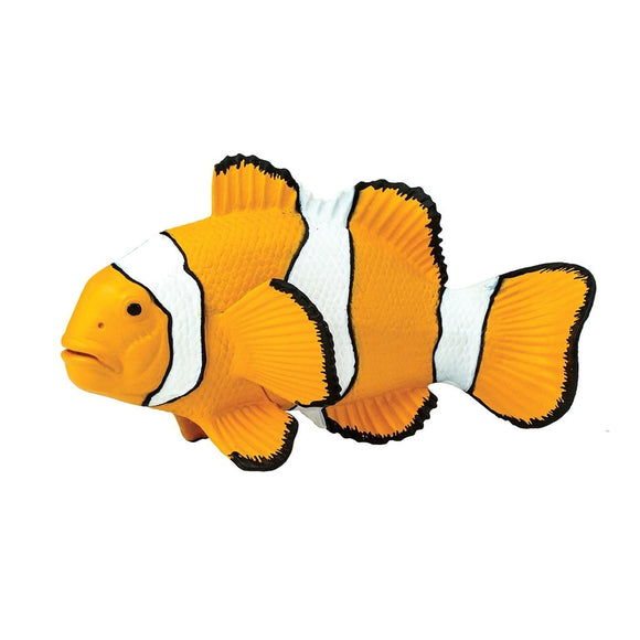 Safari Ltd Clown Anemonefish - large - AnimalKingdoms.co.nz