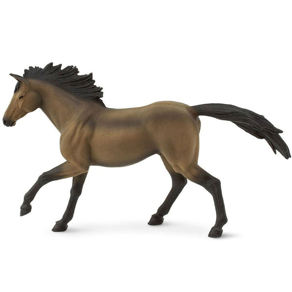 Safari Ltd Hanoverian Stallion-SAF152205-Animal Kingdoms Toy Store
