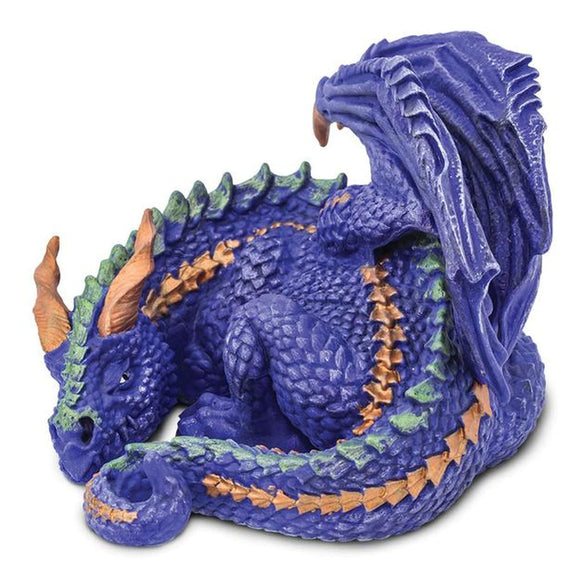 Safari Ltd Sleepy Dragon - AnimalKingdoms.co.nz