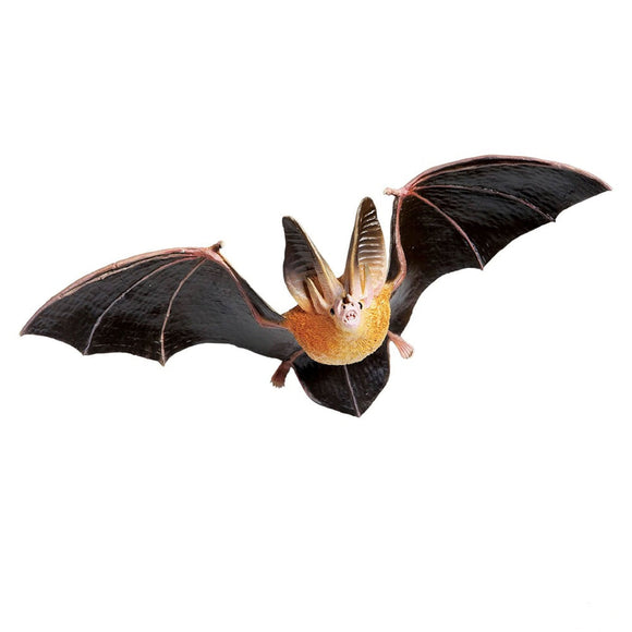 Safari Ltd Townsend's Big-Eared Bat - AnimalKingdoms.co.nz