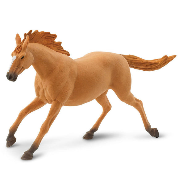 Safari Ltd Trakehner Stallion-SAF151805-Animal Kingdoms Toy Store