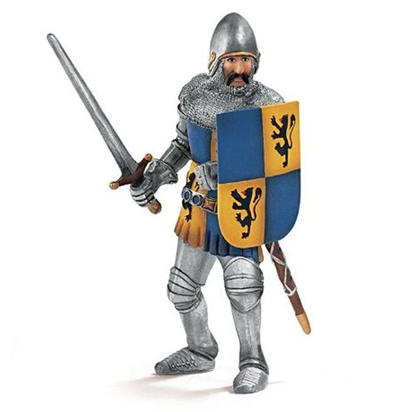 Schleich Foot Solider with Sword - AnimalKingdoms.co.nz