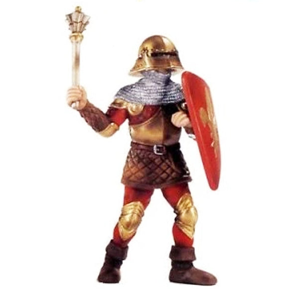 Schleich Foot-Soldier with Mace-70011-Animal Kingdoms Toy Store