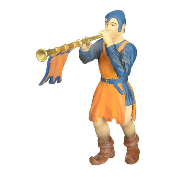 Schleich Herald Trumpeter-70025-Animal Kingdoms Toy Store