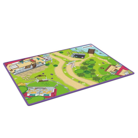 Schleich Horse Club Playmat - Horse Club - AnimalKingdoms.co.nz