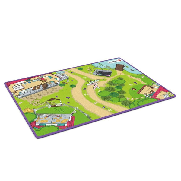 Schleich Horse Club Playmat-42465-Animal Kingdoms Toy Store