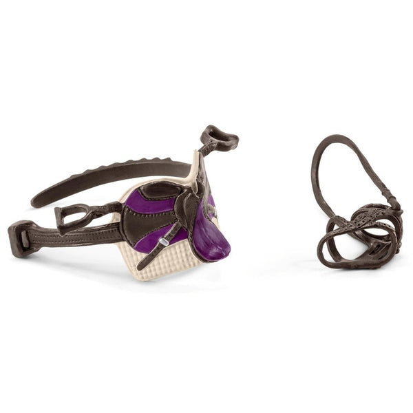 Saddle & bridle Horse Club Lisa & Storm-42491-Animal Kingdoms Toy Store