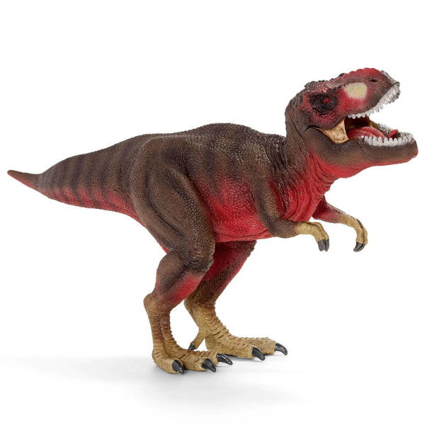 Schleich Tyrannosaurus Rex Red Exclusive - AnimalKingdoms.co.nz