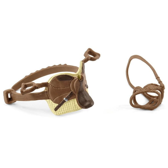 Saddle & bridle Horse Club Sarah & Mystery-42492-Animal Kingdoms Toy Store