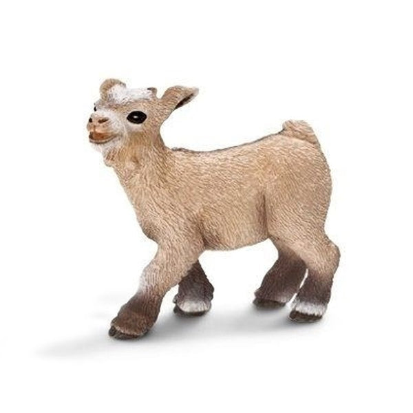 Schleich Dwarf Goat Kid Bleating - AnimalKingdoms.co.nz