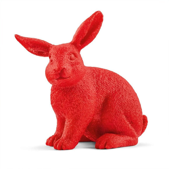 Schleich Exclusive Red Rabbit