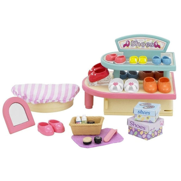 Sylvanian Families Village Shoe Shop - AnimalKingdoms.co.nz