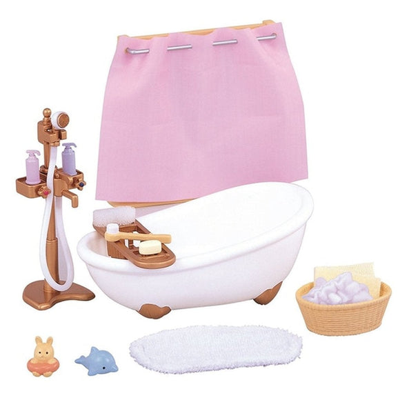 Sylvanian Families Bath & Shower Set - AnimalKingdoms.co.nz