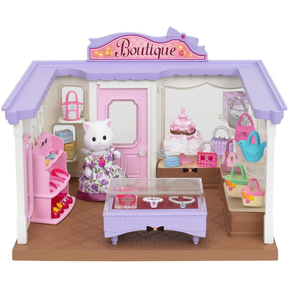 Sylvanian Families Boutique - AnimalKingdoms.co.nz
