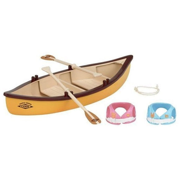 Sylvanian Families Canoe Set - AnimalKingdoms.co.nz