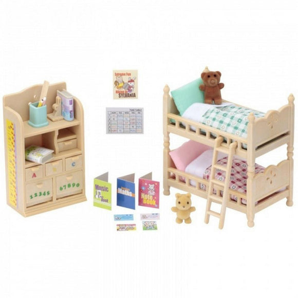 Sylvanian Families Children's Bedroom Furniture - AnimalKingdoms.co.nz