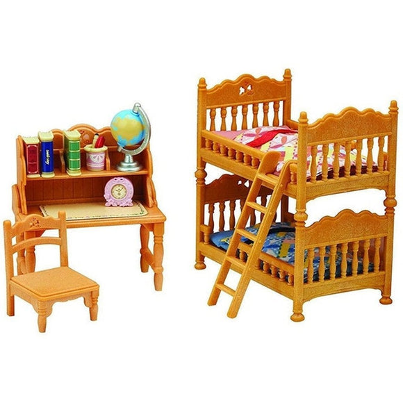 Sylvanian Families Children's Bedroom Set-5338-Animal Kingdoms Toy Store