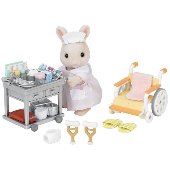 Sylvanian Families Country Nurse Set-5094-Animal Kingdoms Toy Store