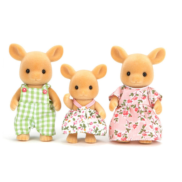 Sylvanian Families Deer Family-5133-Animal Kingdoms Toy Store