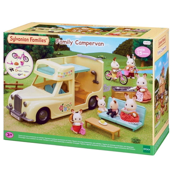 Sylvanian Families Family Campervan-5454-Animal Kingdoms Toy Store