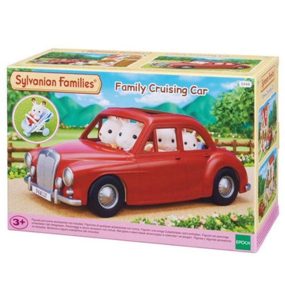 Sylvanian Families Family Cruising Car-5448-Animal Kingdoms Toy Store
