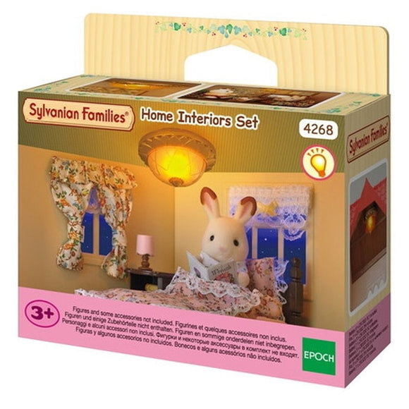 Sylvanian Families Home Interiors Set - AnimalKingdoms.co.nz