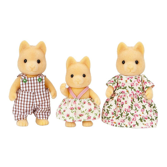Sylvanian Families Maple Dog Family-5132-Animal Kingdoms Toy Store