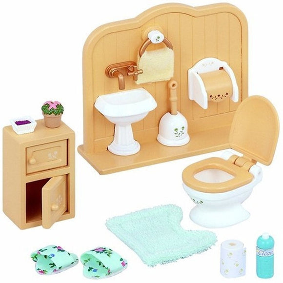 Sylvanian Families Toilet Set - AnimalKingdoms.co.nz