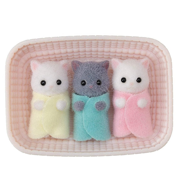 Sylvanian Families Persian Cat Triplets-5458-Animal Kingdoms Toy Store