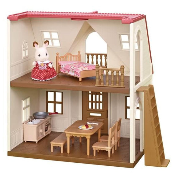 Sylvanian Families Cosy Cottage Starter Home-5303-Animal Kingdoms Toy Store