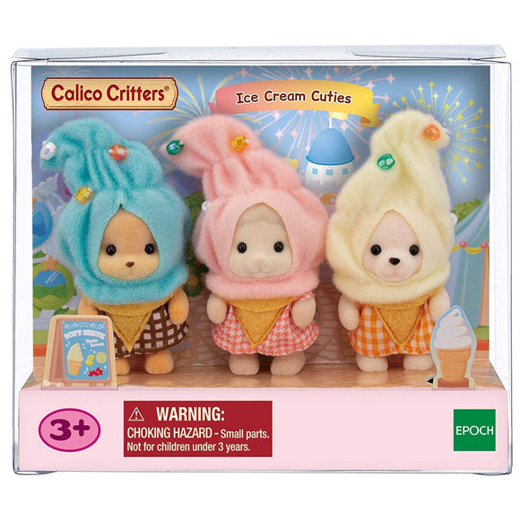 Sylvanian Families Ice Cream Cuties