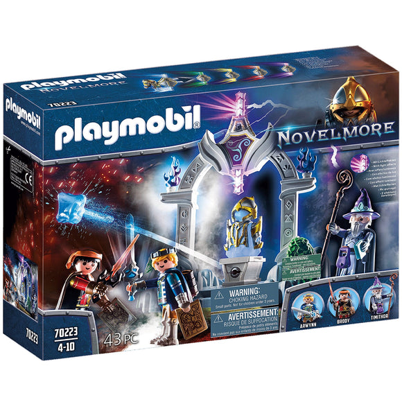 Playmobil Temple of Time-70223-Animal Kingdoms Toy Store