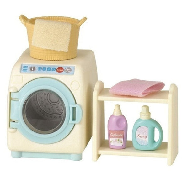 Sylvanian Families Washing Machine Set - AnimalKingdoms.co.nz