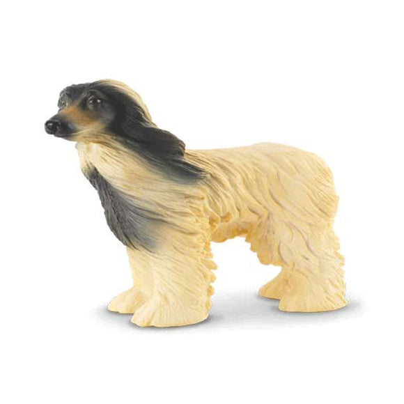 CollectA Afghan Hound-88173-Animal Kingdoms Toy Store