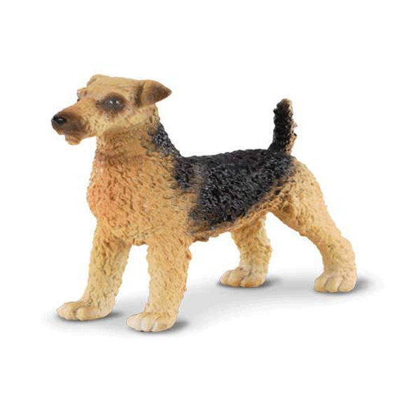 CollectA Airedale Terrier - Cats and Dogs - AnimalKingdoms.co.nz