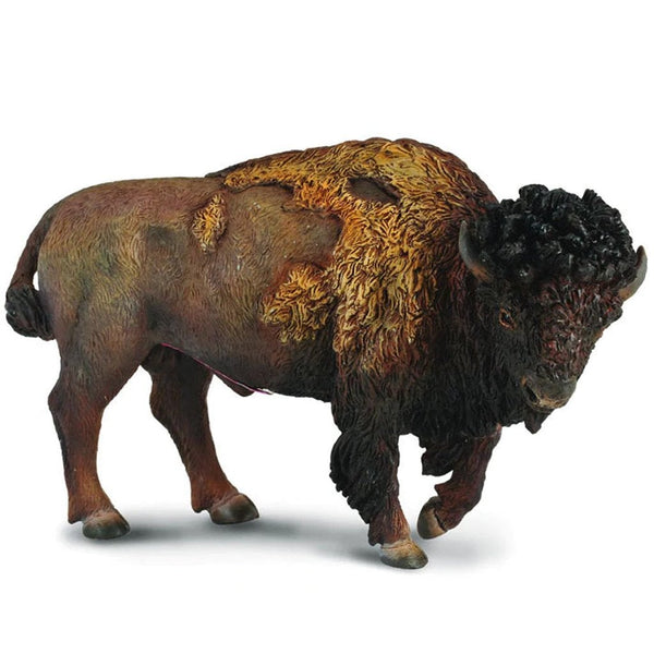 CollectA American Bison - Wild Life - AnimalKingdoms.co.nz