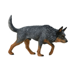 CollectA Australian Cattle Dog Blue Heeler - Cats and Dogs - AnimalKingdoms.co.nz