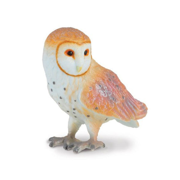 CollectA Barn Owl-88003-Animal Kingdoms Toy Store
