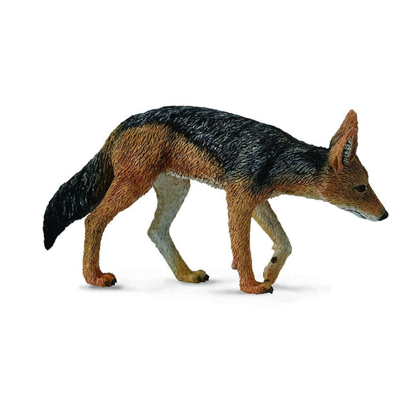 CollectA Black Backed Jackal-88665-Animal Kingdoms Toy Store