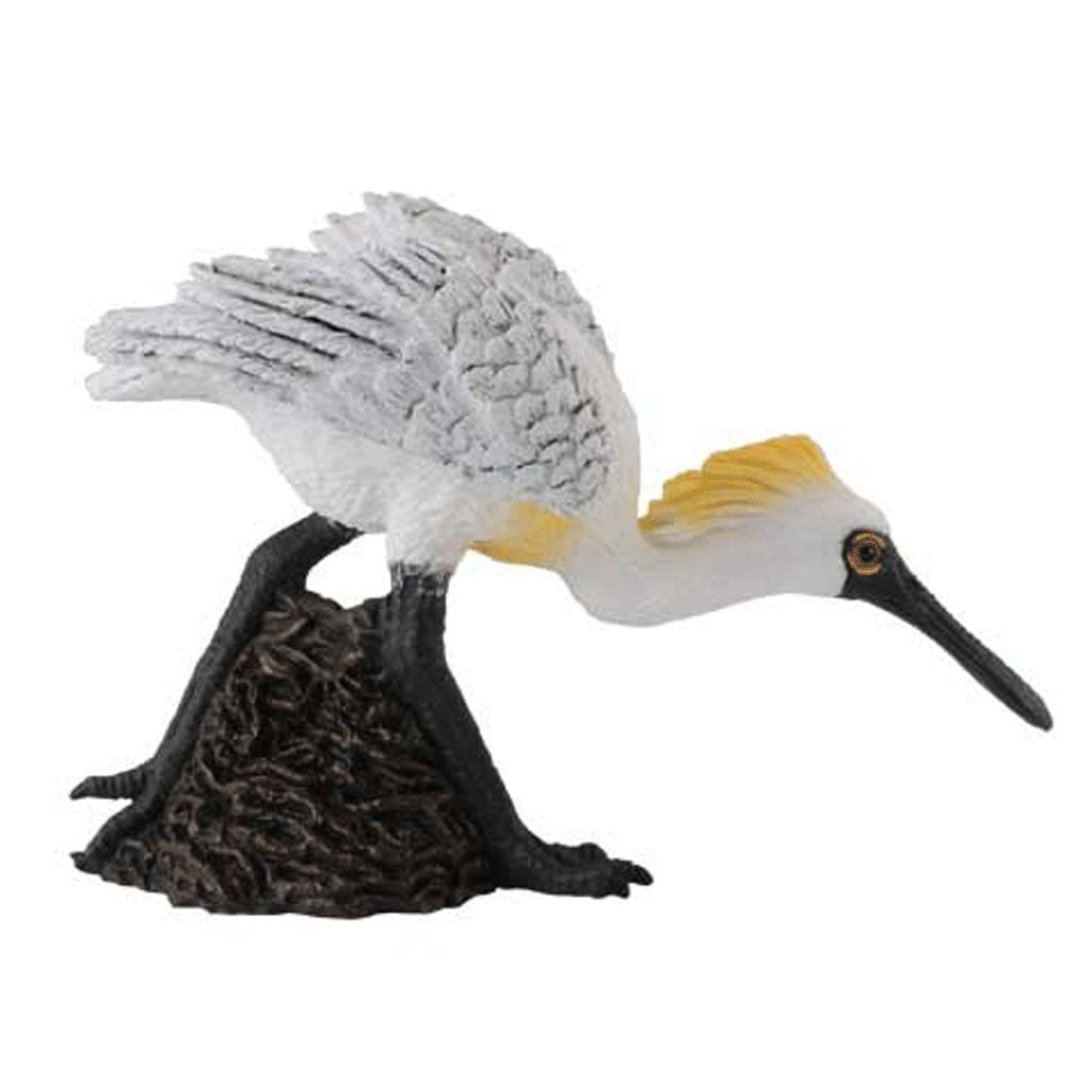 CollectA Black Faced Spoonbill Walking - Wild Life - AnimalKingdoms.co.nz