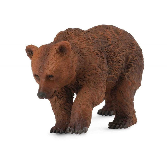 CollectA Brown Bear Cub - Wild Life - AnimalKingdoms.co.nz