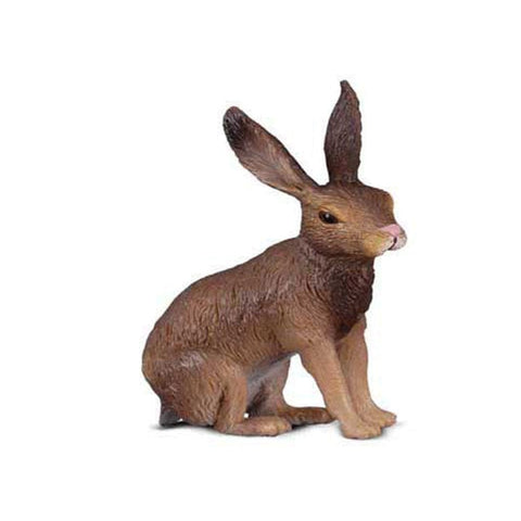 CollectA Brown Hare - Wild Life - AnimalKingdoms.co.nz