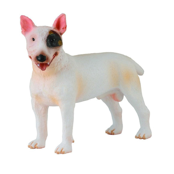 CollectA Bull Terrier Male-88384-Animal Kingdoms Toy Store