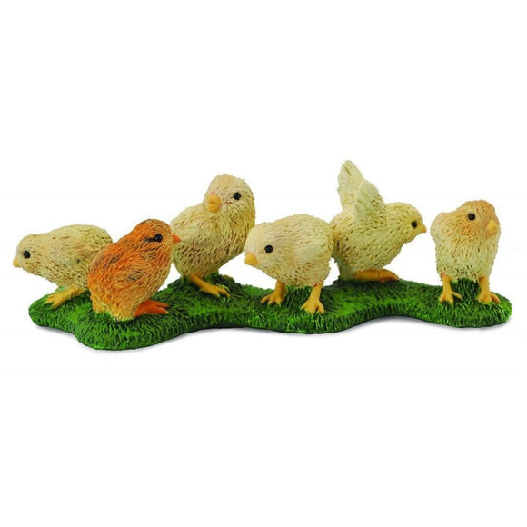 CollectA Chicks-88479-Animal Kingdoms Toy Store