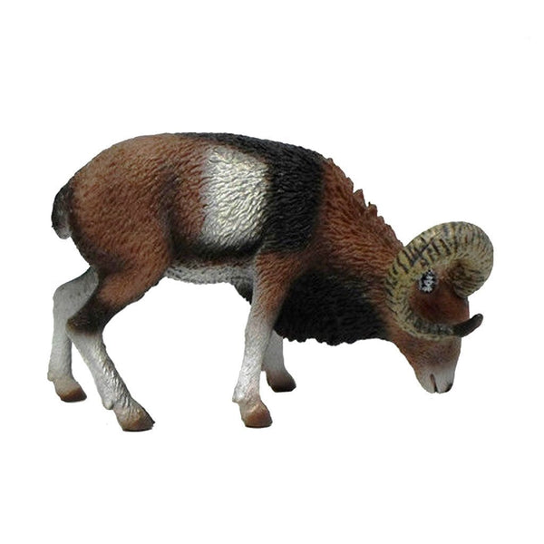 CollectA European Mouflon-88682-Animal Kingdoms Toy Store
