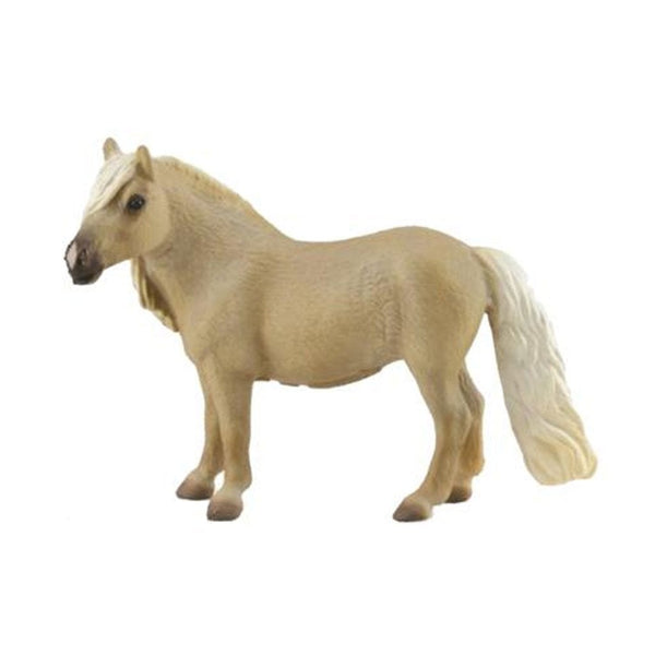 CollectA Falabella Mare Palomino-88820-Animal Kingdoms Toy Store